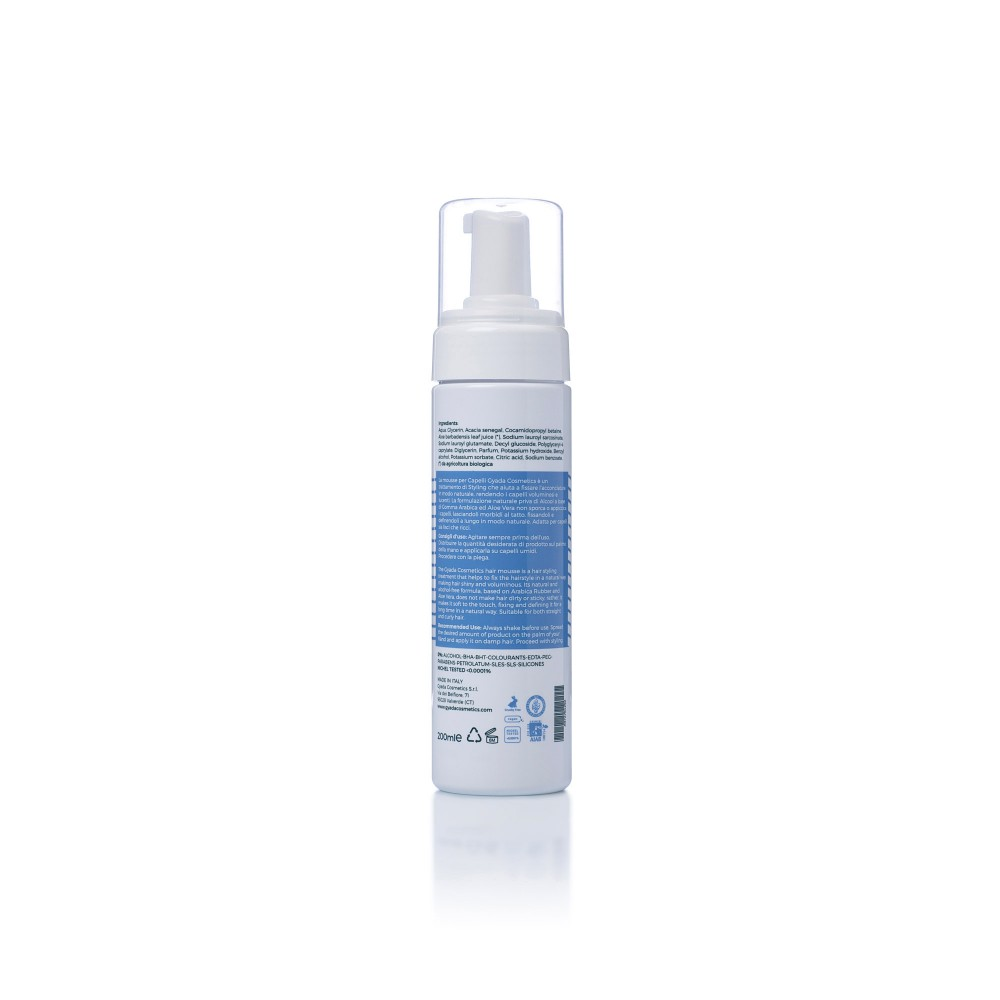 Gyada Cosmetics Hair Mousse