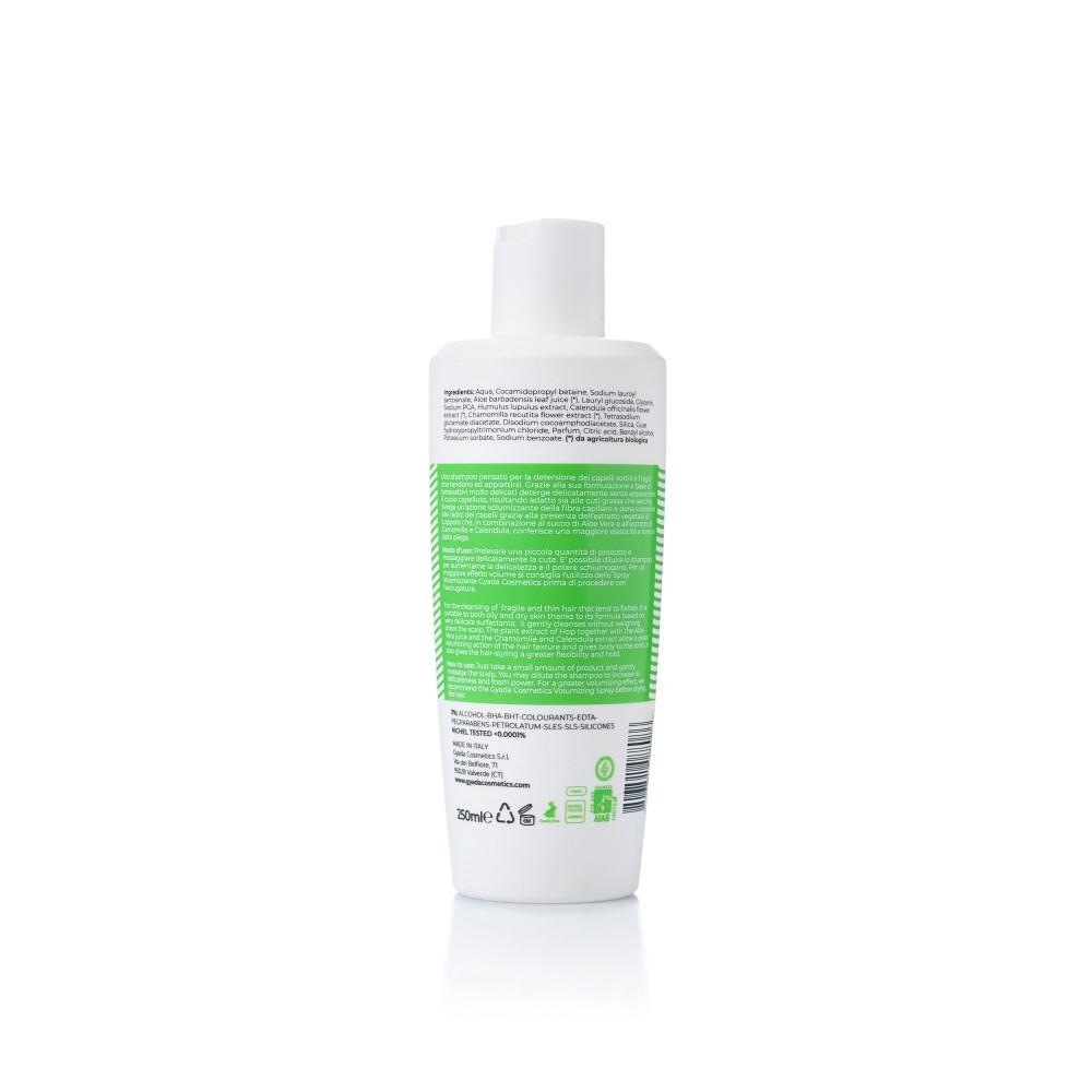 Gyada Cosmetics Volumizing Shampoo