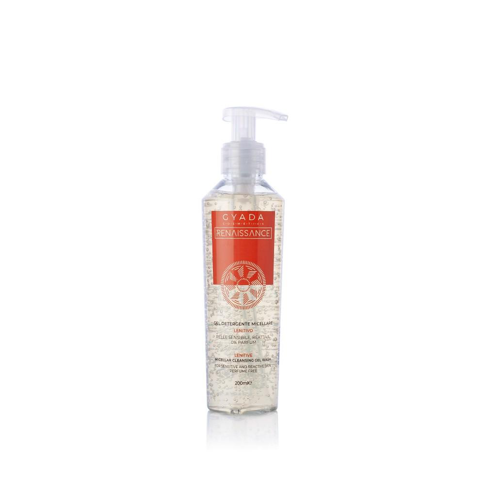 Gyada Cosmetics Lenitive Micellar Cleansing Gel Wash