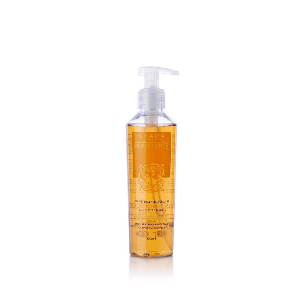 Gyada Cosmetics Anti-Age Micellar Cleansing Gel Wash