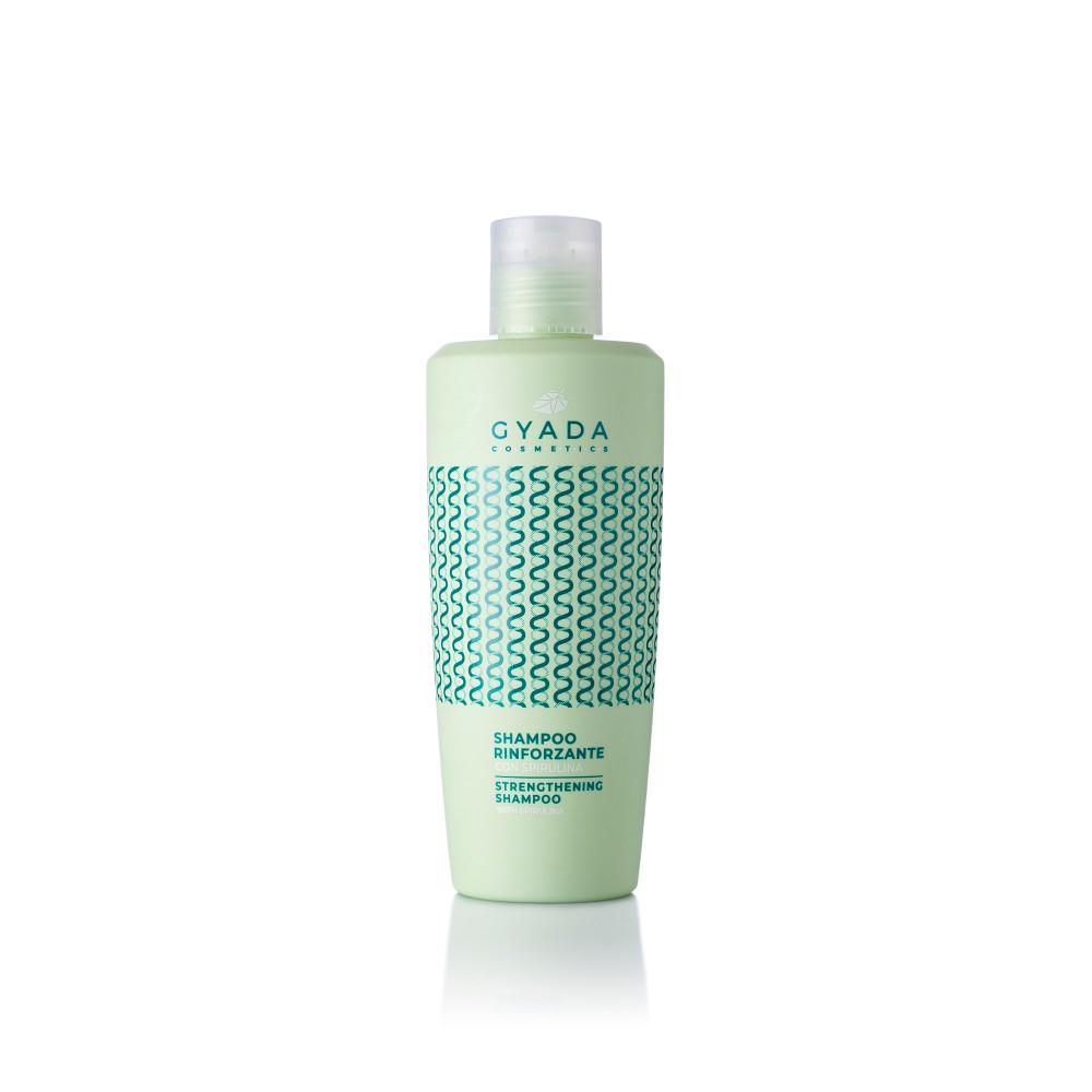 Gyada Cosmetics Strengthening Shampoo with Spirulina