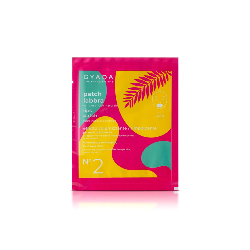 Gyada Cosmetics Lips Patch n.2 - Volumizing / Replumping