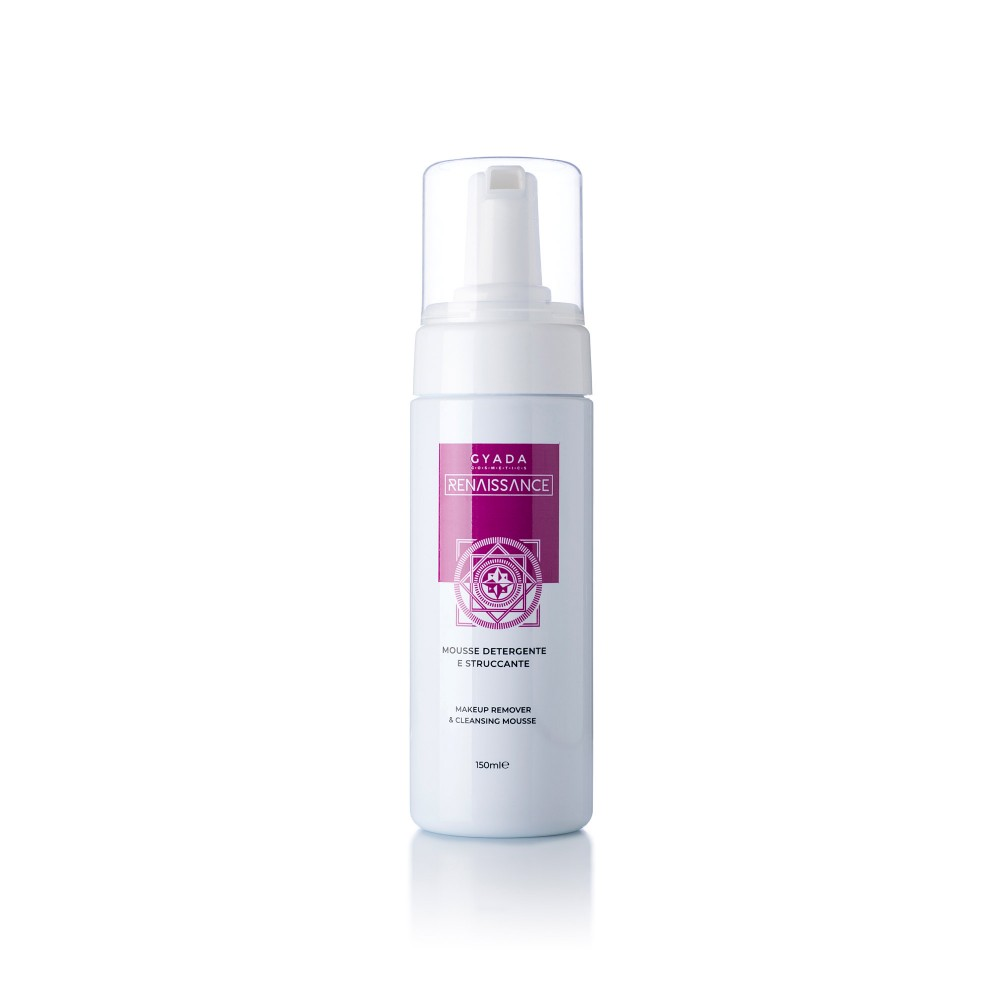 Gyada Cosmetics Makeup Remover & Cleansing Mousse