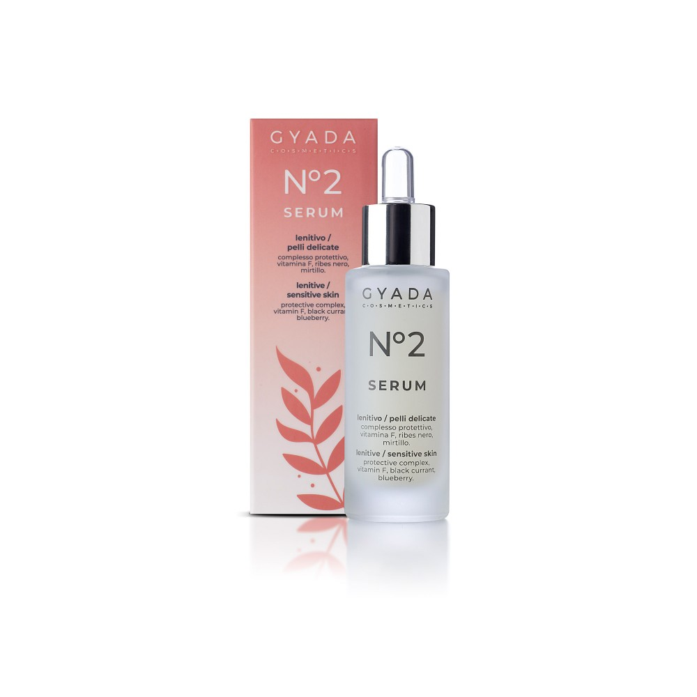 Gyada Cosmetics Face Serum - Lenitive / Sensitive Skin n.2