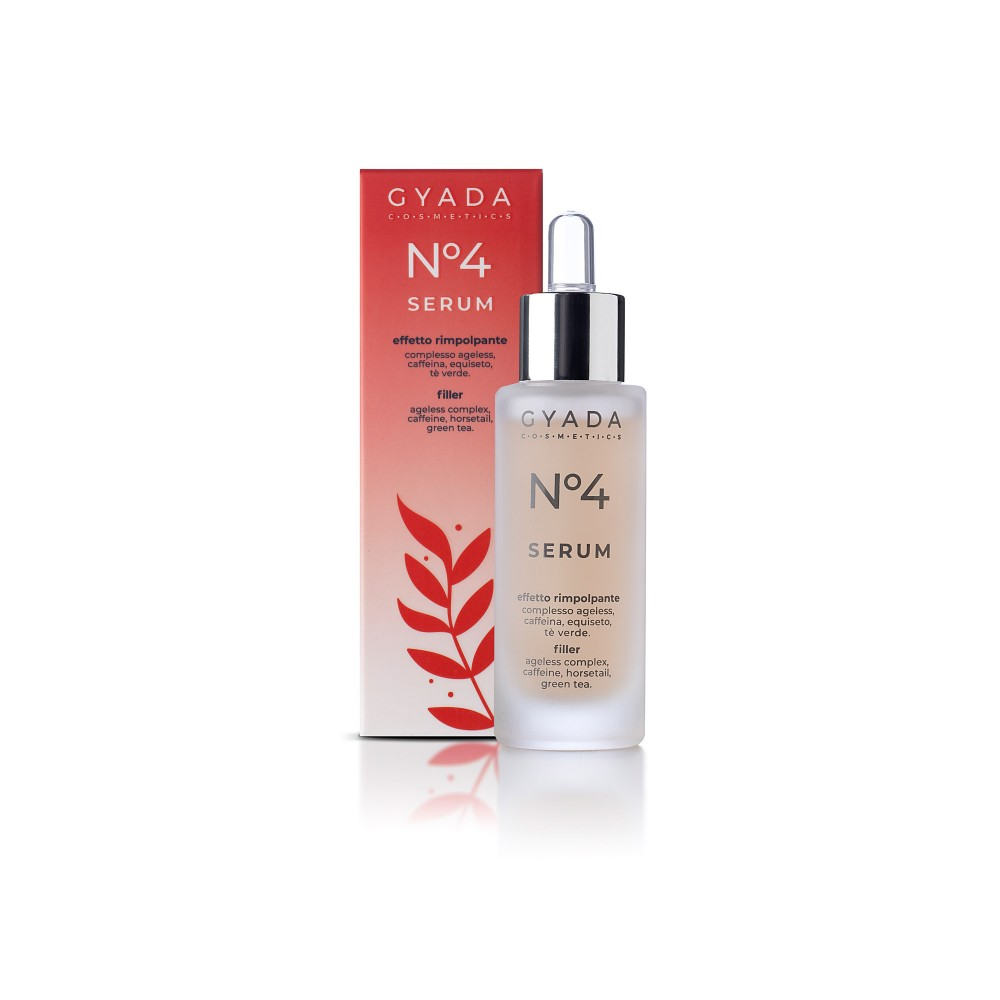 Gyada Cosmetics Face Serum - Filler n.4