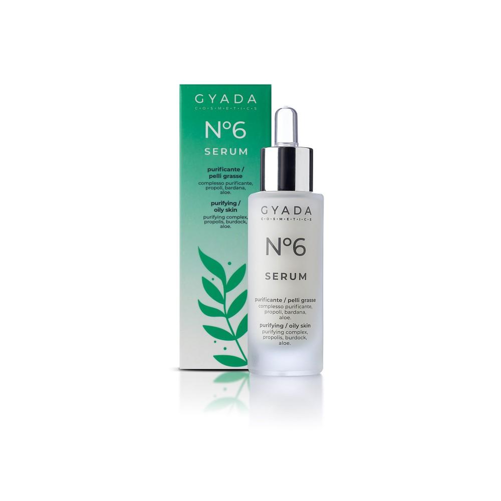 Gyada Cosmetics Face Serum - Purifying / Oily Skin n.6
