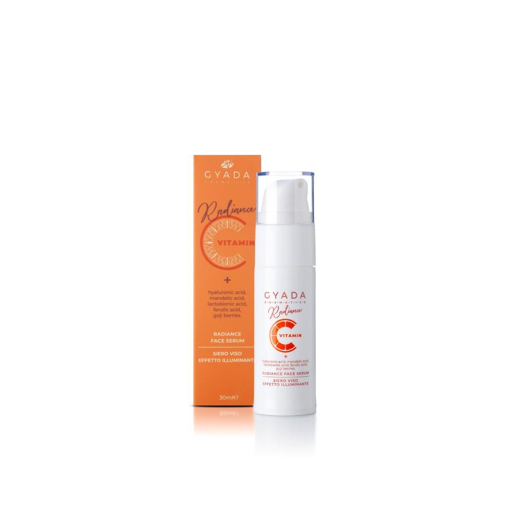 Gyada Cosmetics Radiance Face Serum