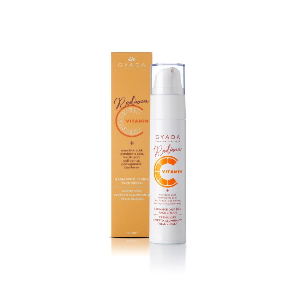 Gyada Cosmetics Radiance Oily Skin Face Cream