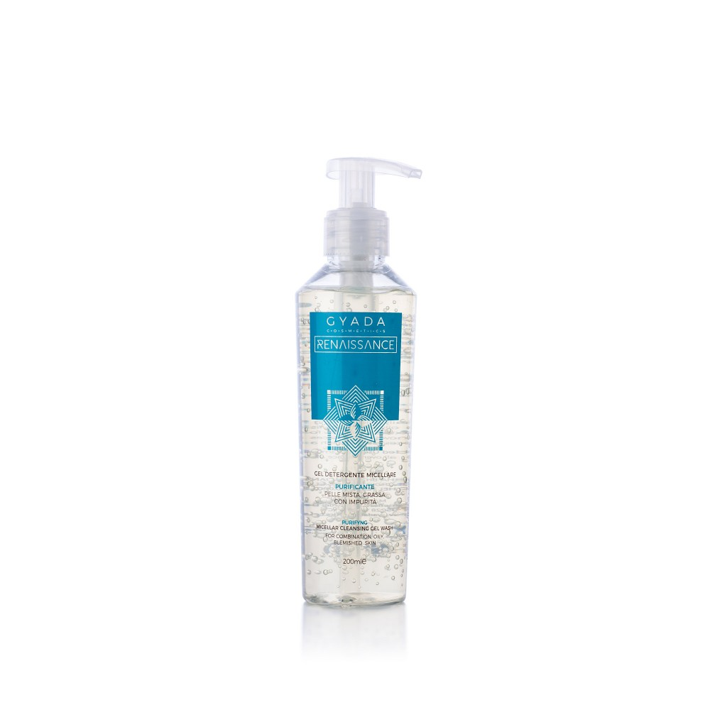 Gyada Cosmetics Purifying Micellar Cleansing Gel Wash