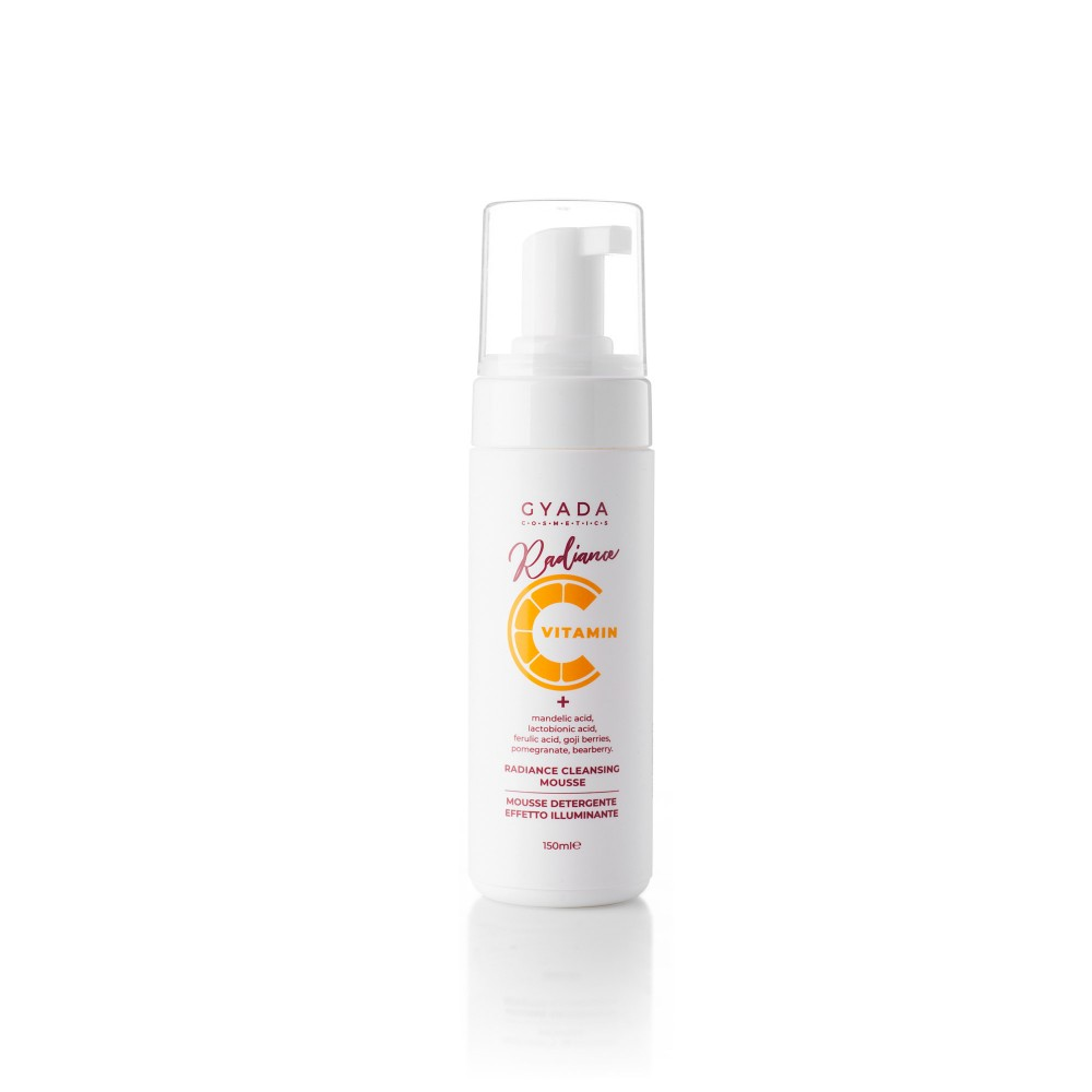 Gyada Cosmetics Radiance Cleansing Mousse
