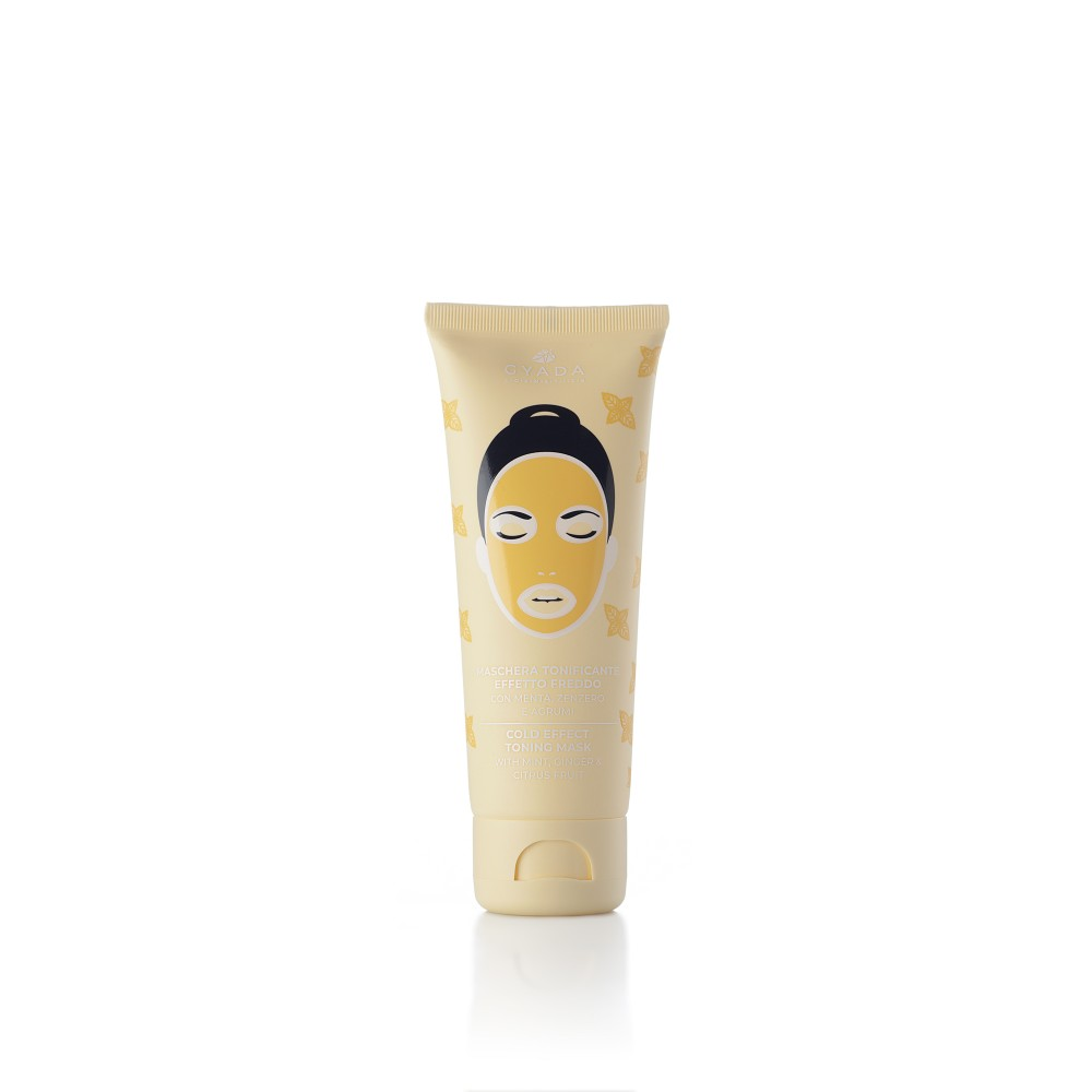 Gyada Cosmetics Face Cream Mask - Cold Effect