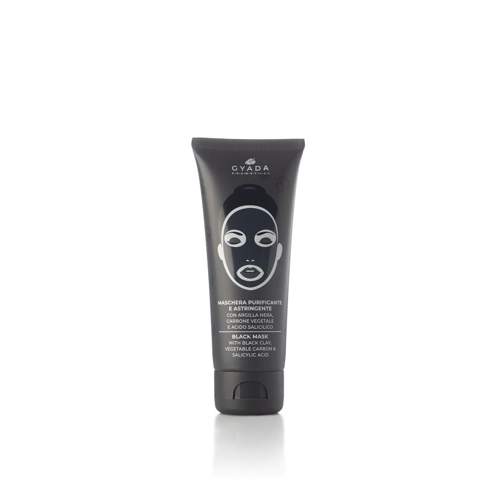 Gyada Cosmetics Face Cream Mask - Black Mask