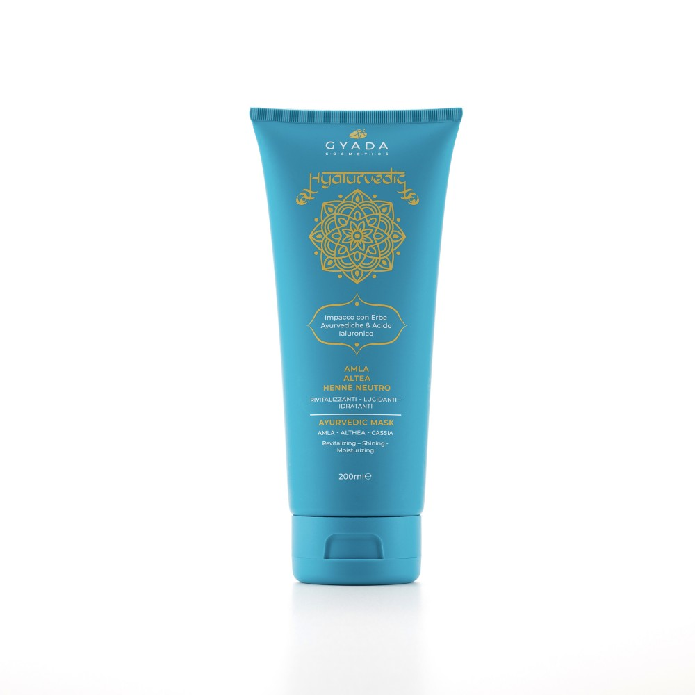 Gyada Cosmetics Revitalizing Hyalurvedic Hair Mask - Amla, Althea, Cassia