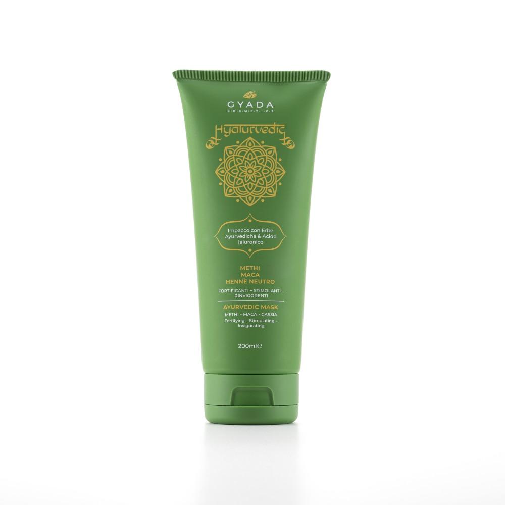Gyada Cosmetics Fortifying Hyalurvedic Hair Mask - Methi, Maca, Cassia