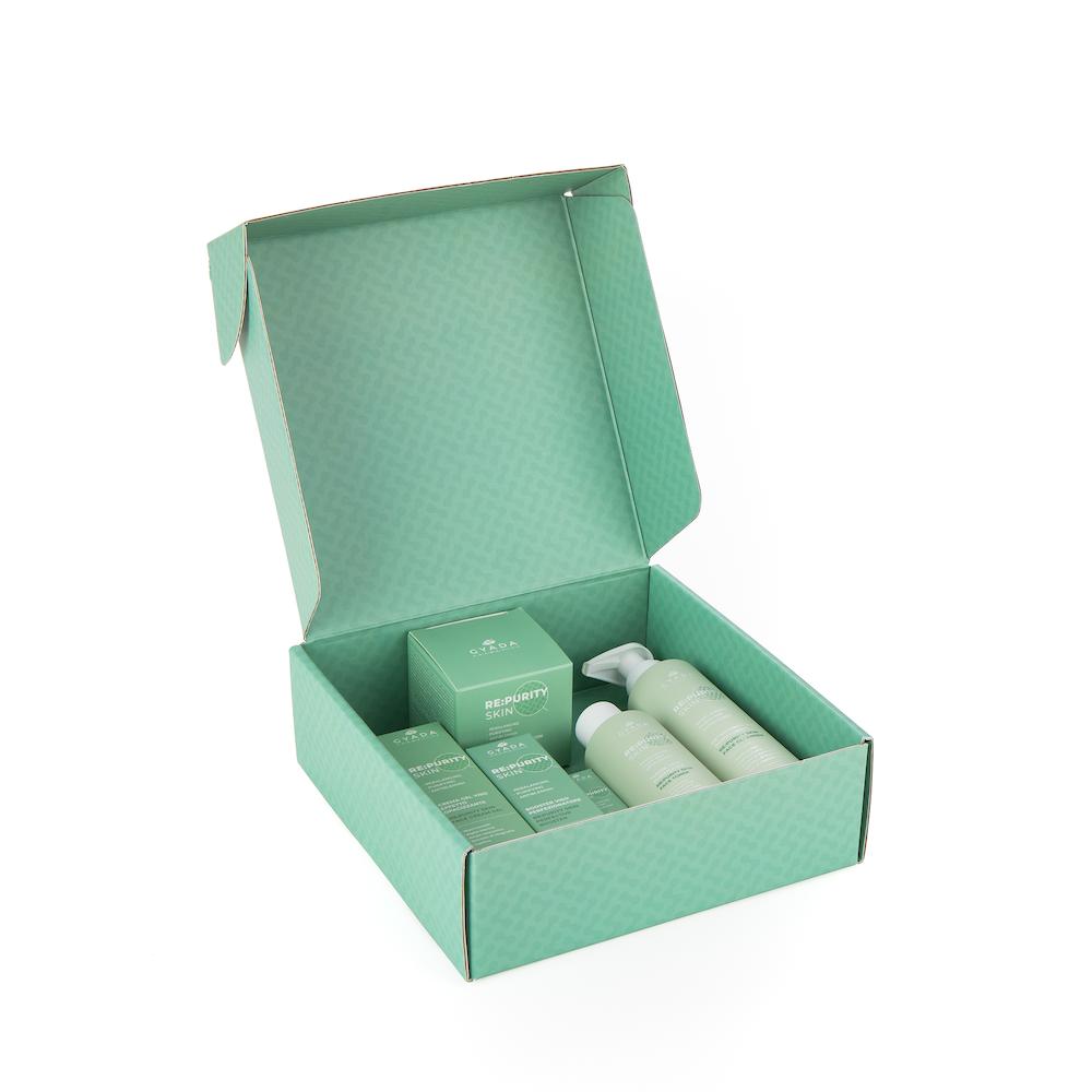 Gyada Cosmetics Box Re:PuritySkin